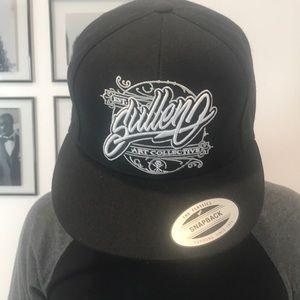 Sullen snap back hat brand new